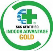 SCS Certified Indoor Advantage Gold